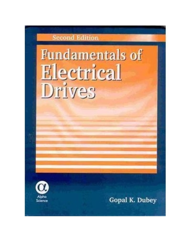 fundamentals of electric drives by gk dubey solution manual pdf