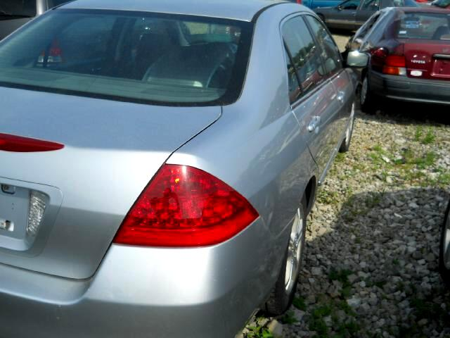 2007 honda accord se manual sedan