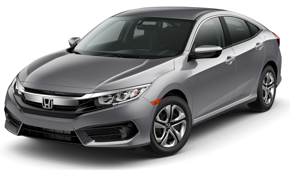 2016 honda civic lx sedan manual transmission