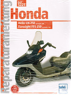 1998 honda helix cn250 repair manual