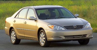 2005 toyota camry parts manual