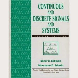 continuous and discrete signals and systems solution manual pdf