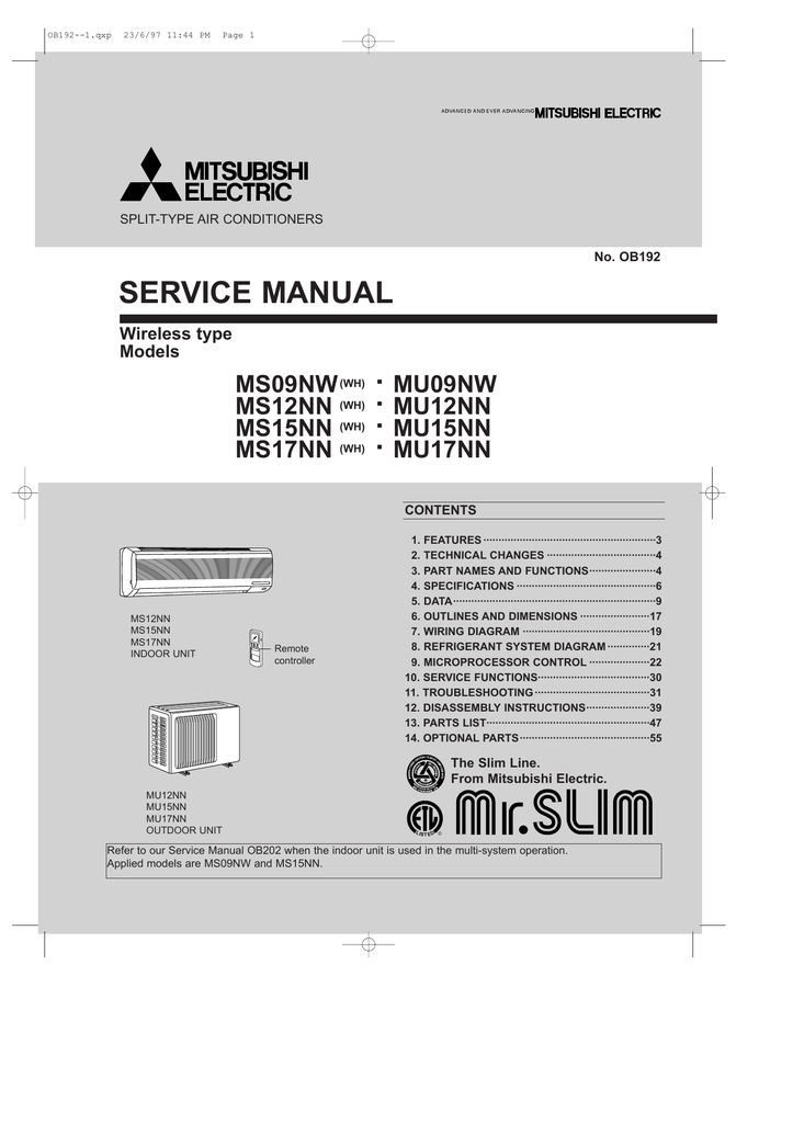 service manual robo craft pro 2