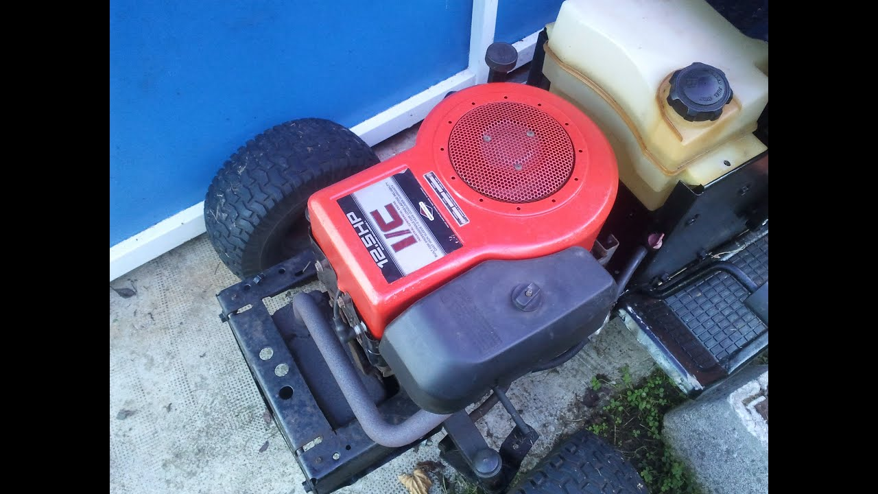 briggs stratton 12 hp ic quiet engine manual