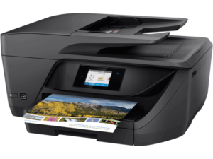 hp 8600 manuall receive fax