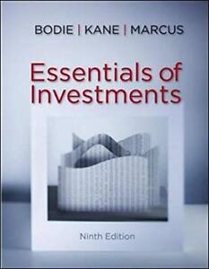 essentials of investments 9e solutions manual free