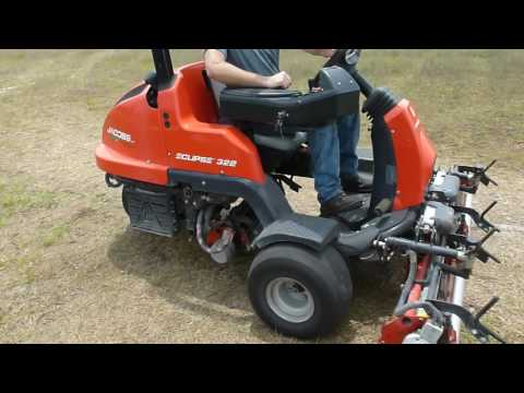 jacobsen eclipse 322 parts manual