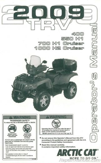 arctic cat parts manual online