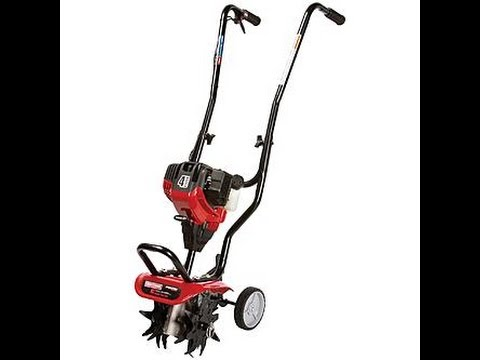 older craftsman mini tiller 2 cycle 31cc manual