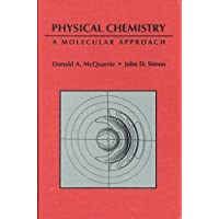 physical chemistry a molecular approach solutions manual